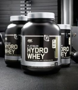 ON HYDRO WHEY