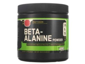 OPTIMUM NUTRITION BETA ALANINE-FRUIT FUSION