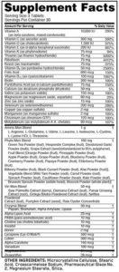 OPTIMUM NUTRITION OPTI MEN-240-EA12