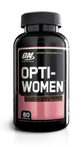 OPTIMUM NUTRITION OPTI WOMEN-60-caps