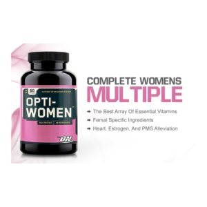 optimum nutrition opti women-60-capsules
