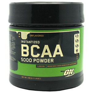ON bcaa gold standard
