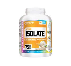 Beyond Yourself Isolate Protein