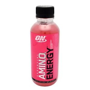 OPTIMUM NUTRITION AMINO ENERGY RTD-12 EACH-STRAWBERRY