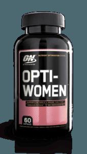 OPTIMUM NUTRITION OPTI WOMEN-60-caps